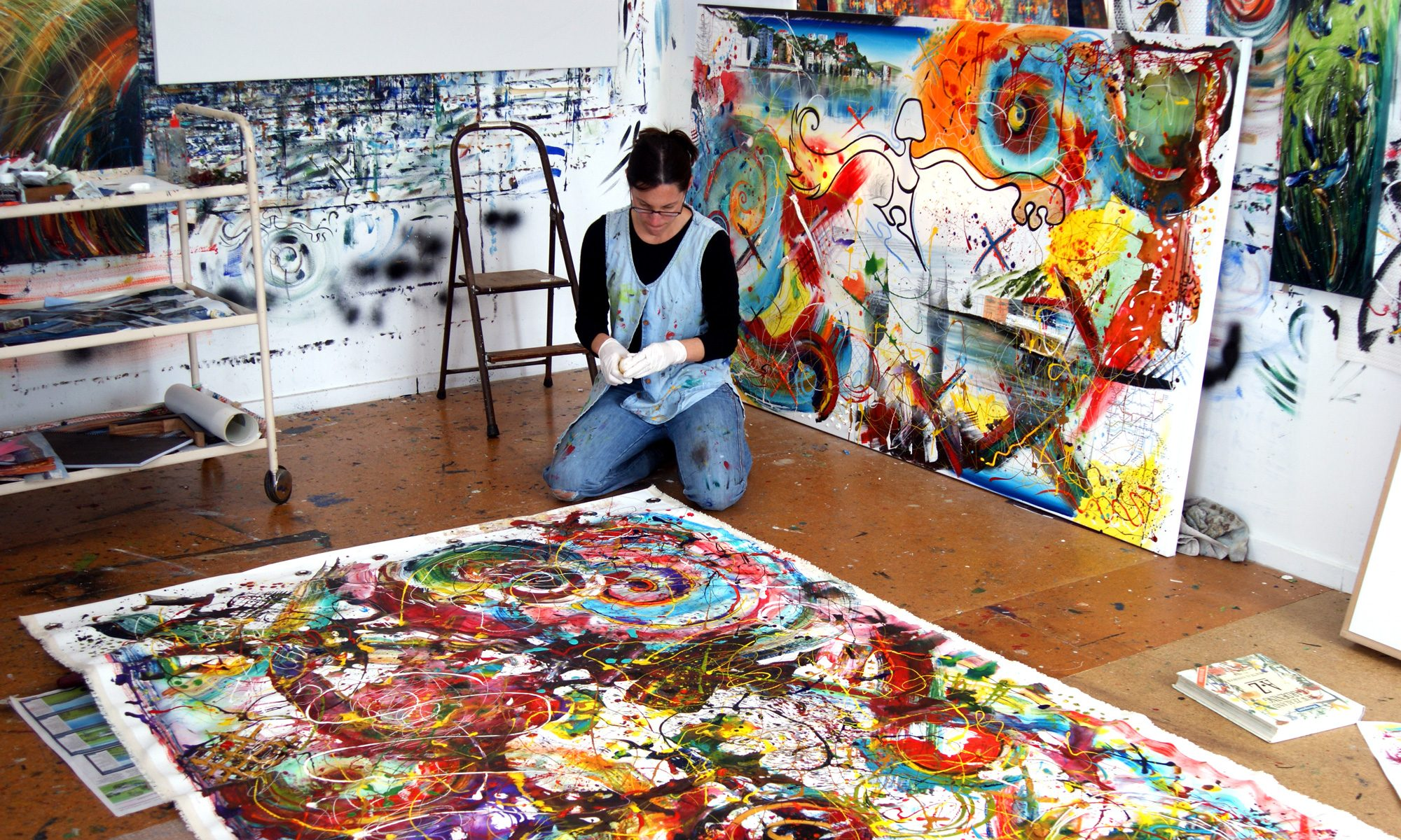 Kapiti Coast Artist Shona Moller